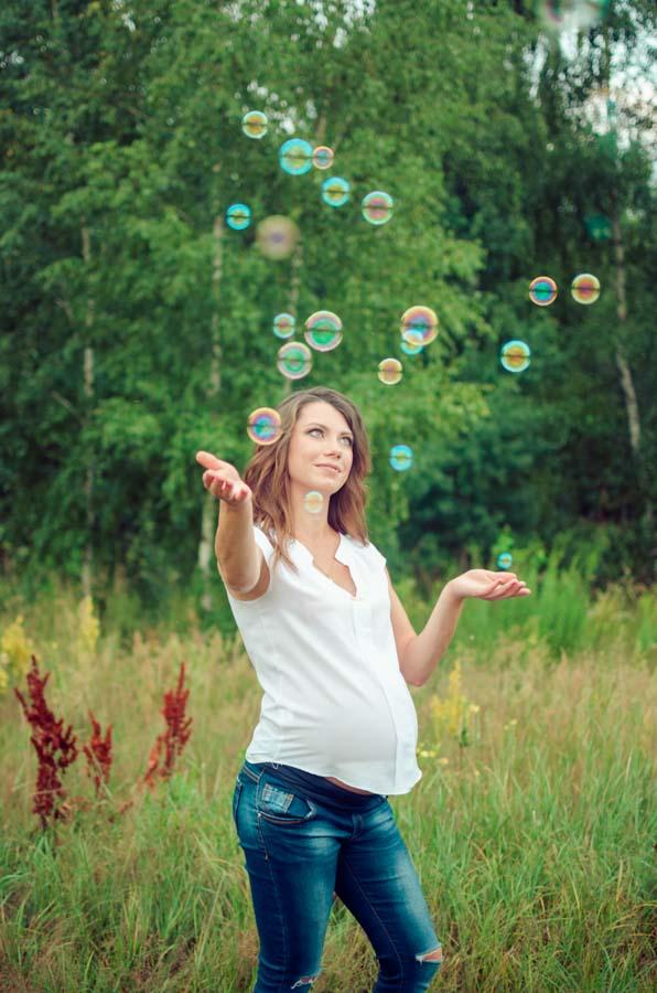 красивые фотосессии беременных
