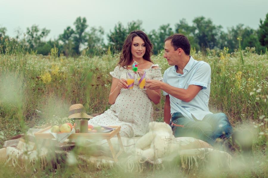 фотосессии с беременными
