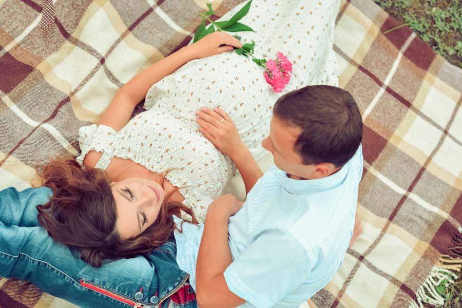 образы беременных для фотосессии