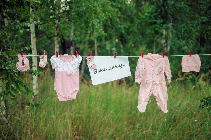 что одеть беременной на фотосессию