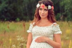 образ беременной для фотосессии