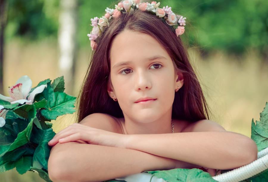 детские фотосессии идеи для девочек