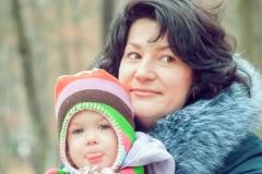 детские фотосессии осенью идеи фото