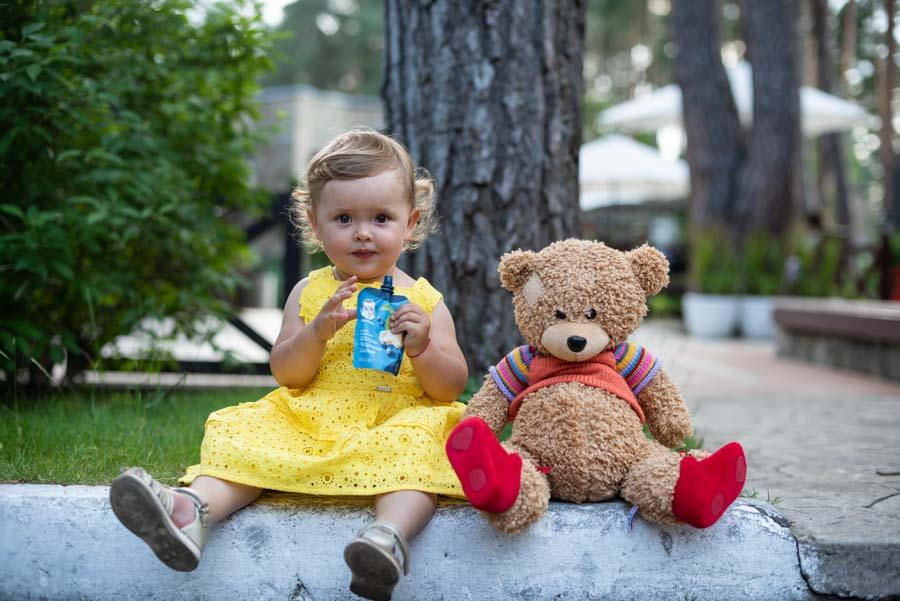 фотосессия с игрушками