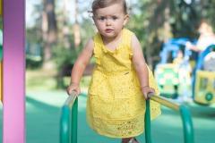 фотосессия детей в парке