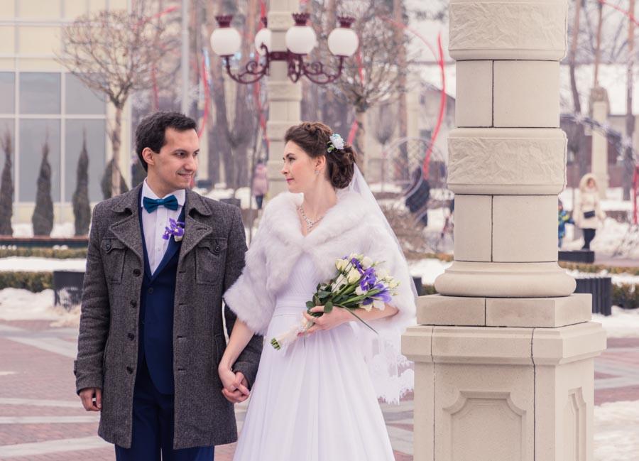 Свадебная фотосесия