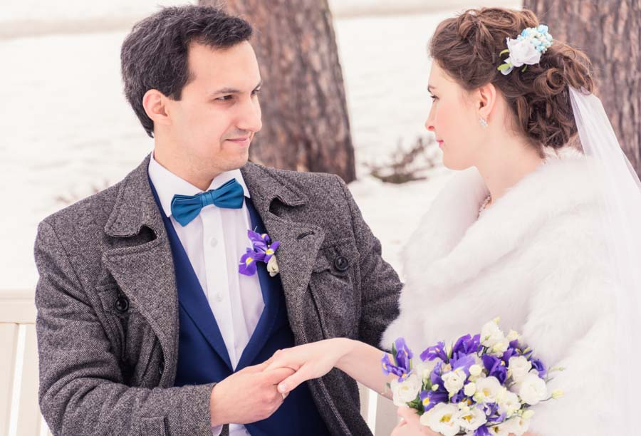 Фотосесия свадебная