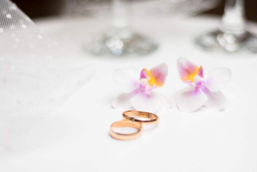Красивая свадебная фотосесия