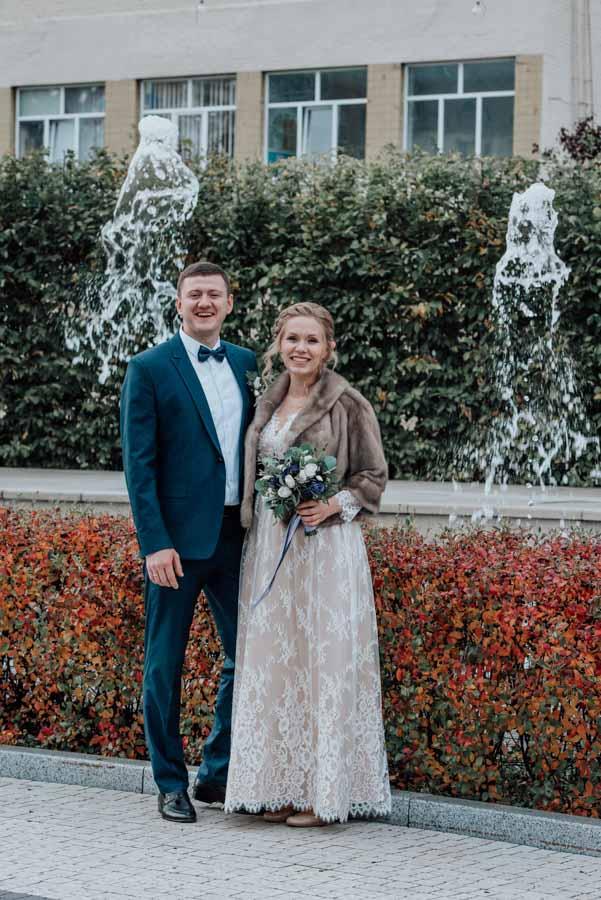 Фотосессия свадебная