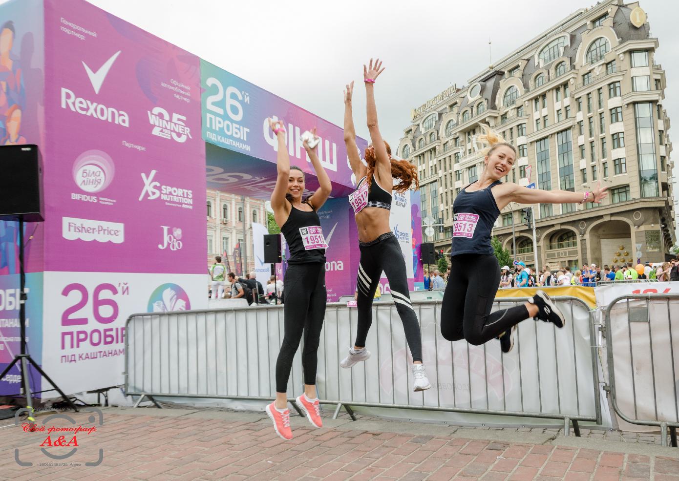 Репортажная съемка спортивных состязаний Киев